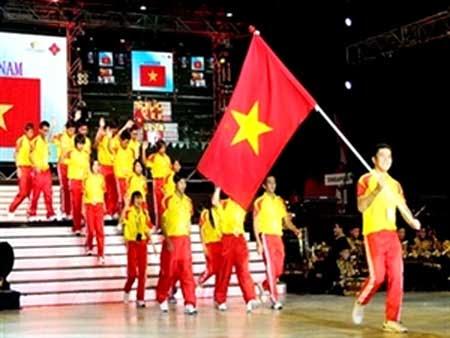 Vietnam, 5th SEA student, sepak takraw, badminton