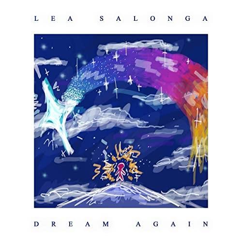 Lea Salonga's daughter makes cover art for her latest single