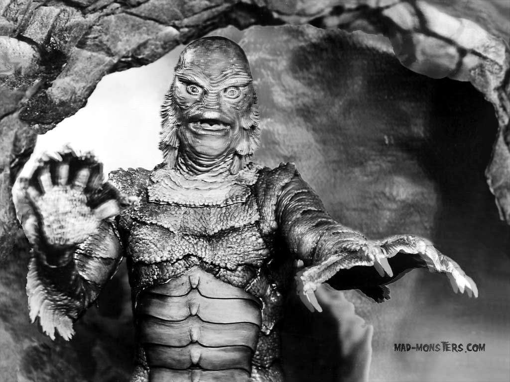 Creature From The Black Lagoon Classic Science Fiction Films