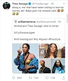 """Tiwa Savage Reveals Wizkid Is Richer Than Her – """"I've Been Calling To Borrow Money From Him"""""""
