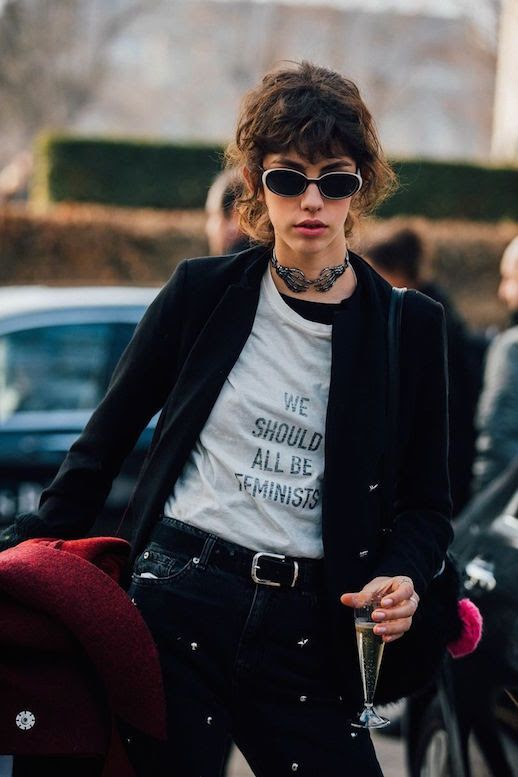Le Fashion Blog 11 Graphic T Shirts With Sayings On Them Via Vogue