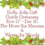 Holly Jolly Gift Guide Giveaway Hop Button
