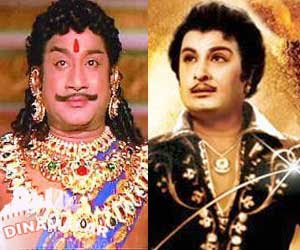 MGR-SIVAJI movies to be ditialize