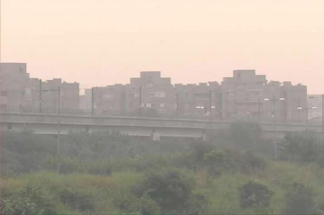 Delhi Air Pollution: और खराब हो गई दिल्ली की 'आबो-हवा', आईटीओ का AQI लेवल 274