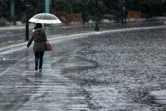 Βροχές την Τρίτη - Δείτε σε ποιες περιοχές