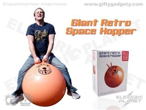 Giant Retro Space Hopper   GiftyGadgety.com