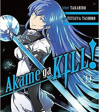 Akame Ga Kill Vol 9