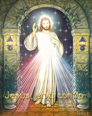 Imagen de Jesús Misericordioso