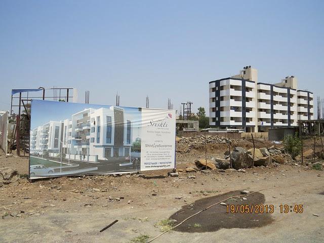 Shivtara Suvarna Associates' Tara Srishti at Keshavnagar - Visit Atlantica East, 2 BHK & 3 BHK Flats at Keshavnagar, Mundhwa, Pune 411052