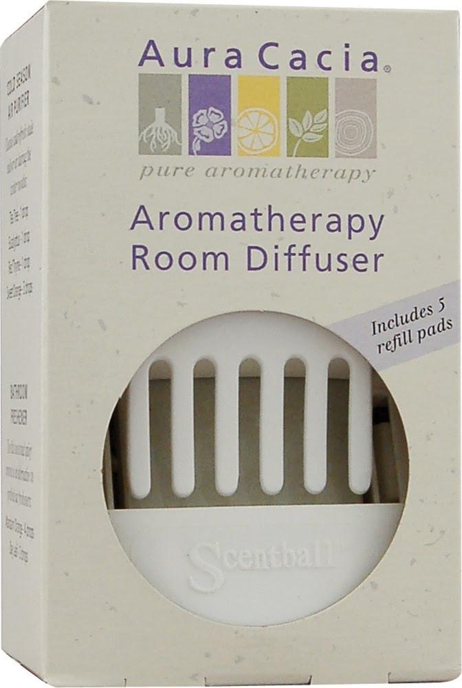 Aura Cacia Aromatherapy Room Diffuser -- 1 Diffuser - Vitacost