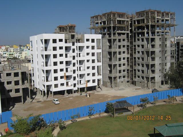 Al-Track Group's Zig Solis, Ziggurat Phase 2, 2 BHK & 2.5 BHK Flats on Katraj Dehu Road Bypass at Ambegaon Budruk, Pune 411 046 IMG_9211