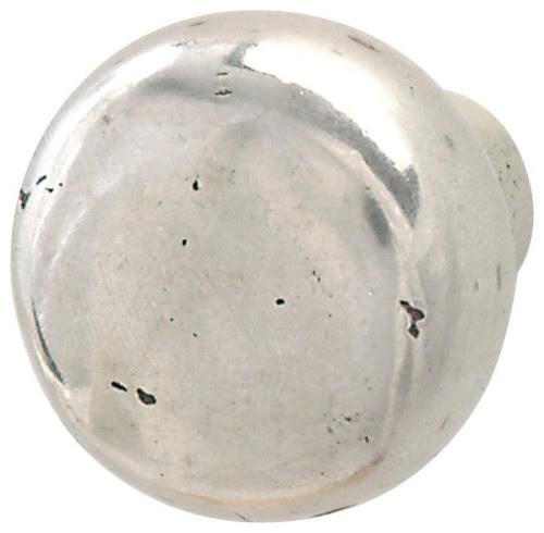 Hafele 125.82.900 Britannium Cabinet Knobs - Traditional ...