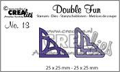 Double Fun stansen no. 13 / Double Fun dies no. 13