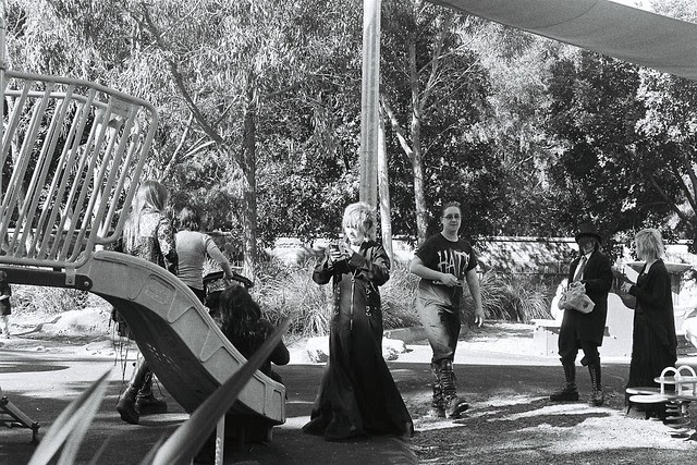 Gothic Playground