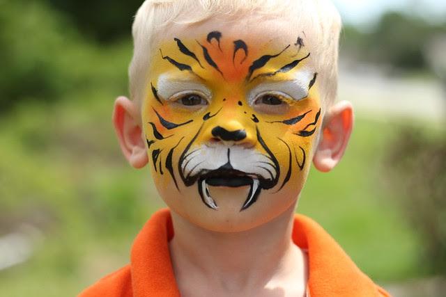 Tiger Boys at Spring Brunch