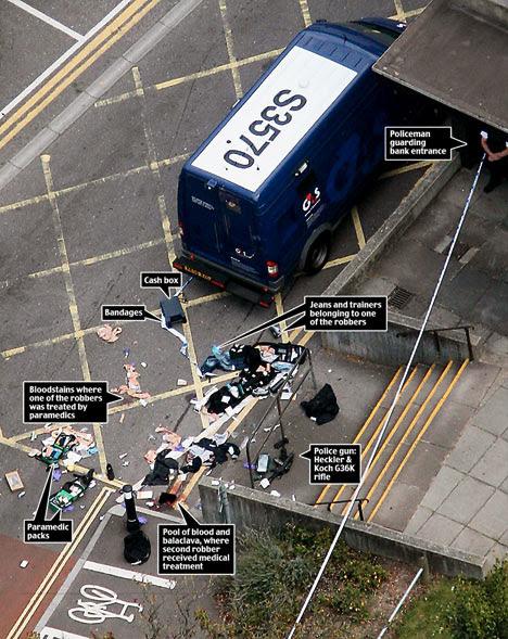 Gunman killed by police in Flying Squad ambush was a serial robber ...