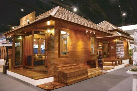 33+ top inspirasi model rumah minimalis modern dari kayu