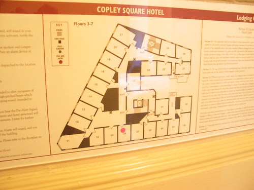 The Copley Square Rhombus Hotel