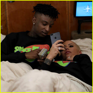 Amber Rose Says She & 21 Savage Are 'Perfect for Each Other'