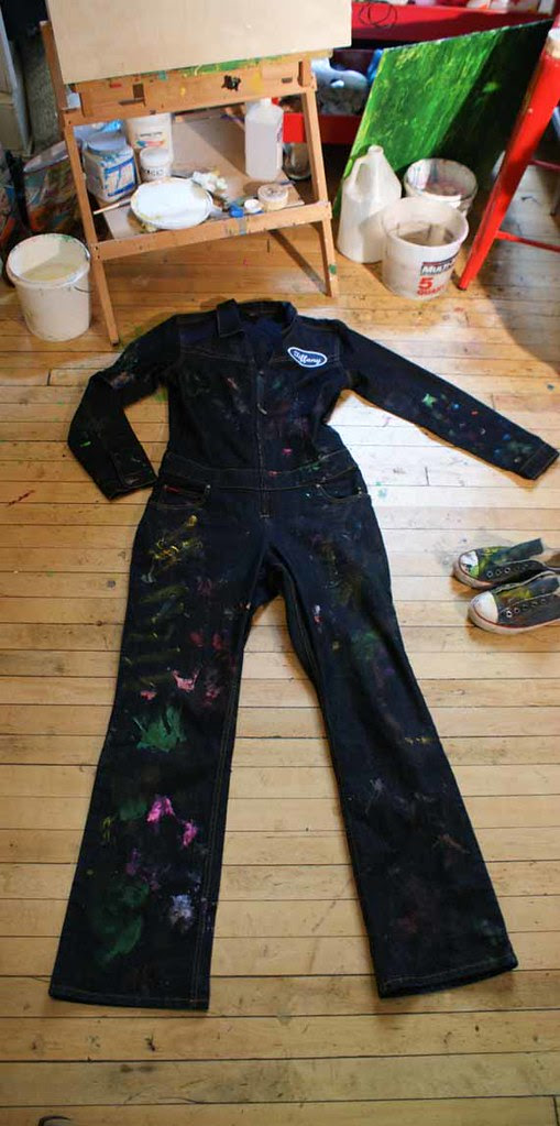 painting clothes
