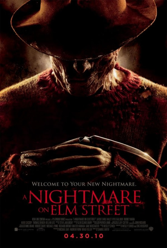 Image result for Nightmare On Elm Street 2010 poster