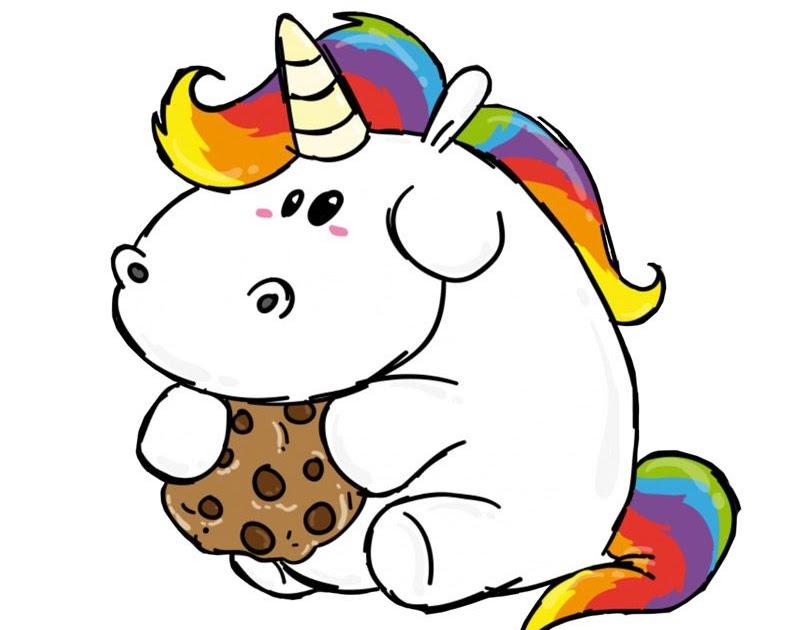 unicorn ausmalbilder einhorn pummel