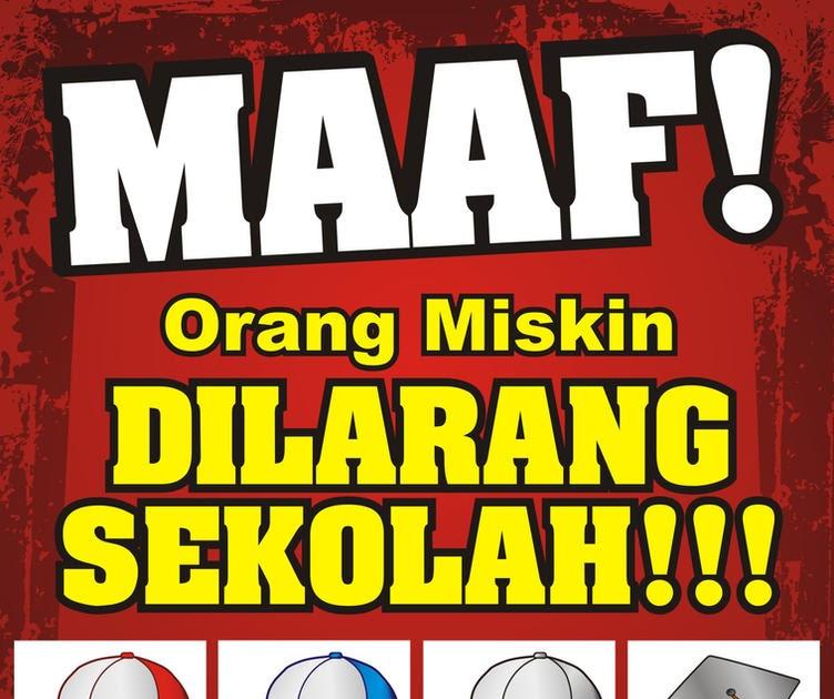 Desain Karikatur: Contoh Gambar Poster Korupsi