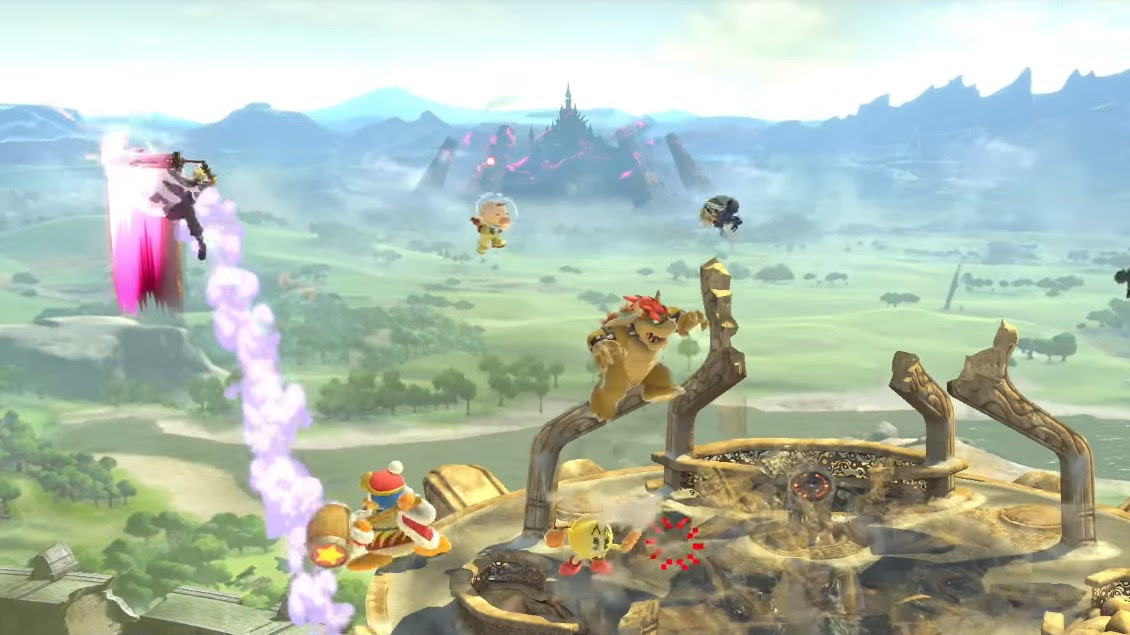 Super Smash Bros Ultimate: our review in progress of Nintendo's ultimate showdown