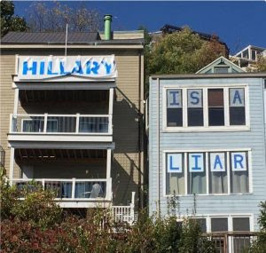 hillary-is-a-liar-houses