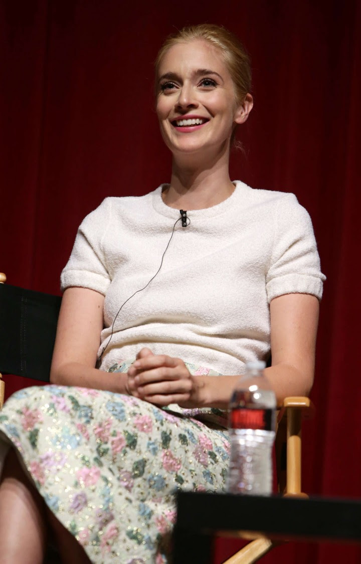 Caitlin Fitzgerald – An Evening with Masters of Sex -12