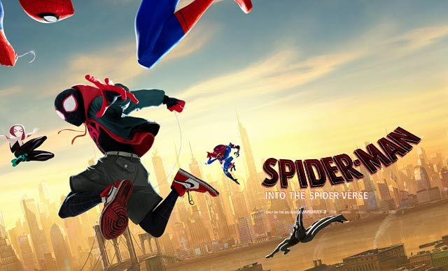 Spider-Man: Into the Spider-Verse Full Movie In Hindi Download 480p, 720p HD, 1080p FHD