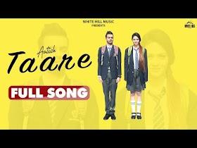 Aatish New Punjabi Song : Taare   Goldboy   Latest Punjabi Songs 2020   White Hill Music