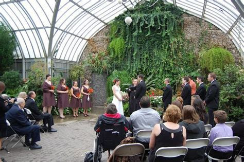 Belle Isle Conservatory wedding ceremony. This will be me