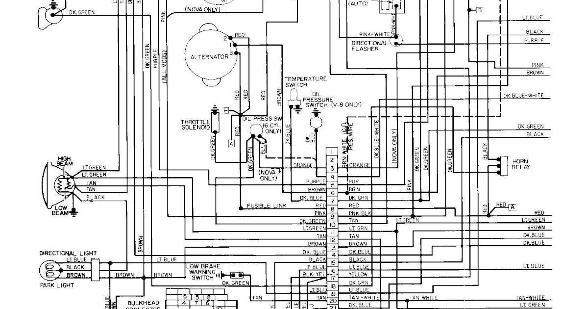 85 S10 Wiring Diagram