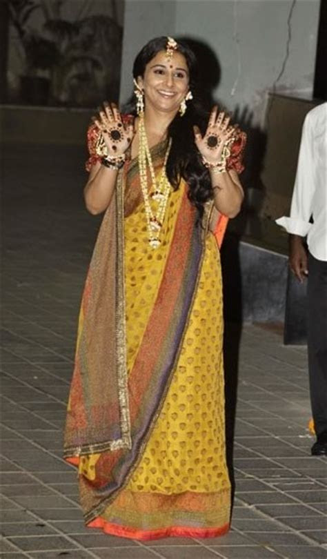 Vidya Balan and Siddharth Roy Kapur Wedding ? Indian Weddings