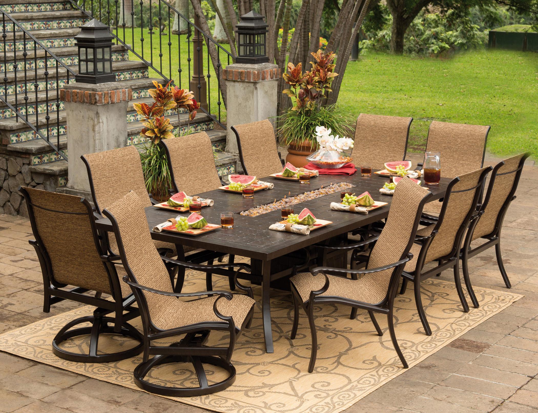 Fireside Dining   Patio & Hearth Blog