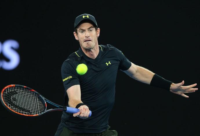 Andy Murray enfrenta o jovem russo Andrey Rublev  (Foto: Michael Dodge/Getty Images)