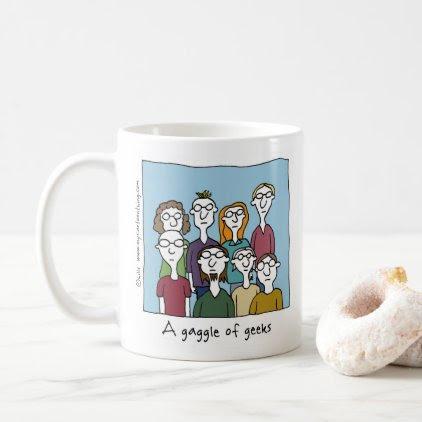 Gaggle of Geeks mug