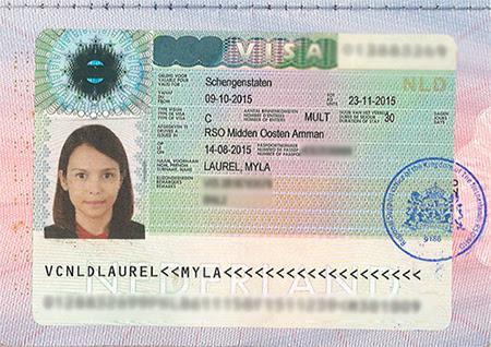 Emigrate Or Immigrate Application For A Schengen Visa Surname