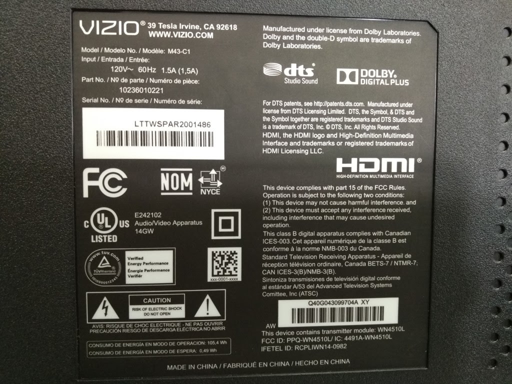 Recommended For M Series 4k Ultra Hd Smart Tv By Vizio Gtrusted