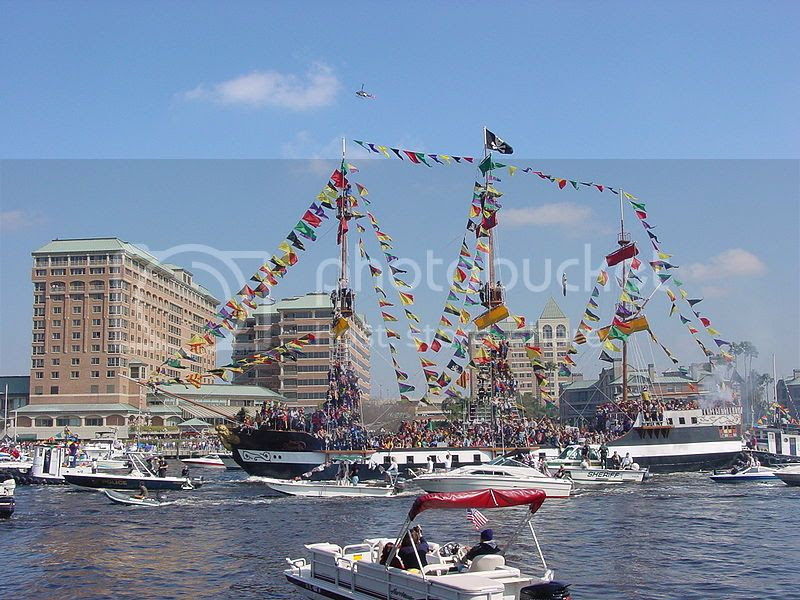 Gasparilla Fest