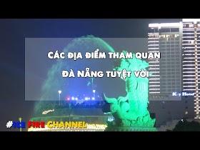 Các địa điểm tham quan tại Đà Nẵng tuyệt vời mà bạn có thể tham khảo