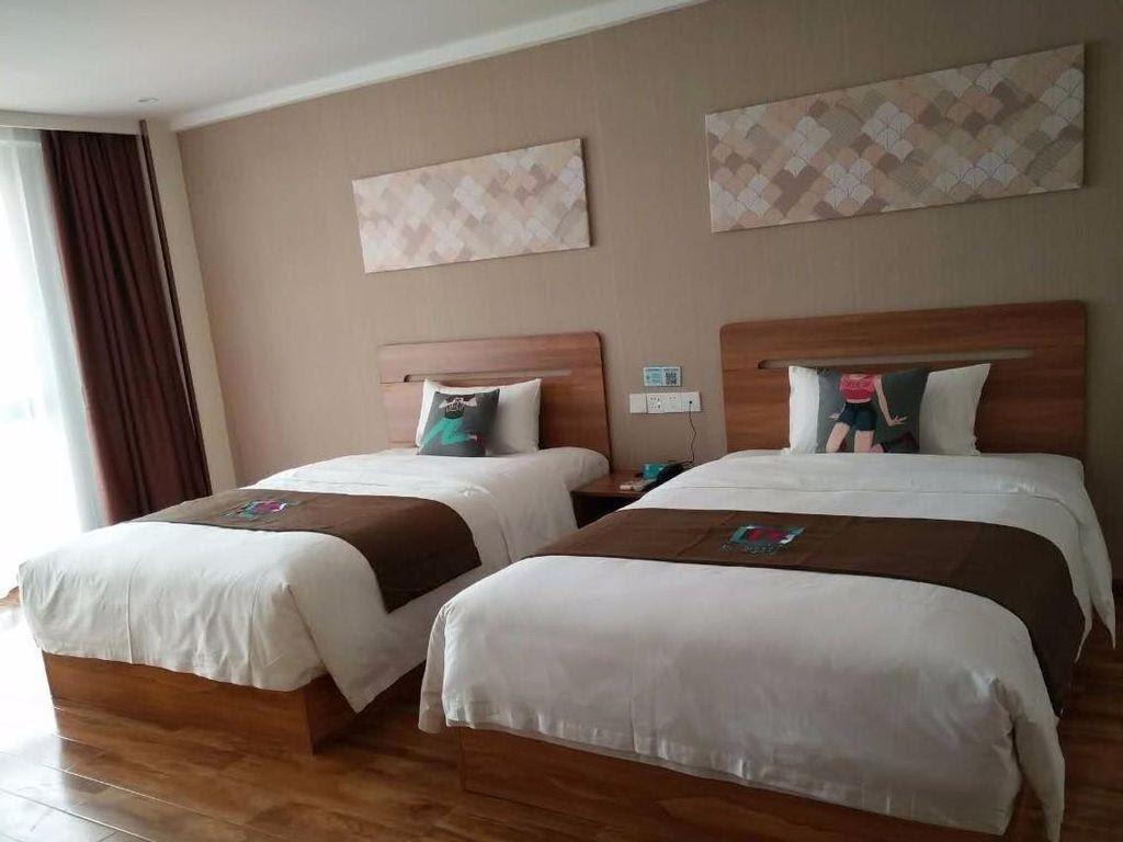 Pai Hotel Shangqiu Shenhuo Avenue Dihe Plaza Reviews