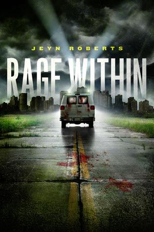 Rage Within (Dark Inside, #2)