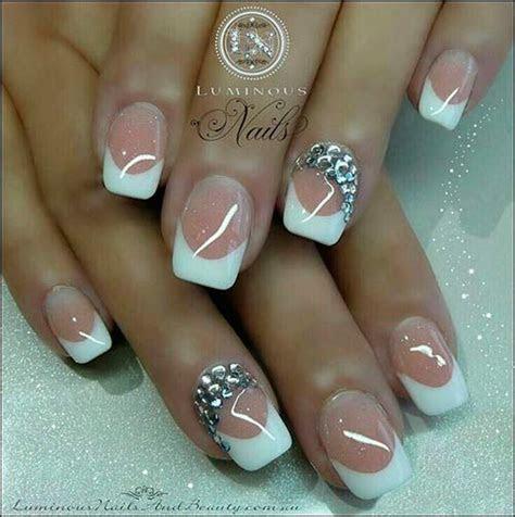 Top 50 Most Stunning Wedding Nail Art Designs   Nails