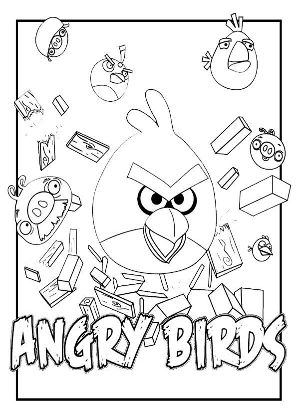 angry birds star wars malvorlagen zum ausdrucken | vorlagen