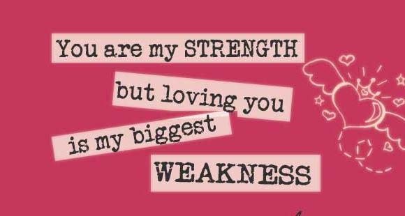 Youre My Strength Quotes Wwwpicsbudcom