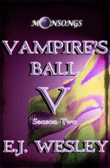 Vampire's Ball, Moonsongs Book 5