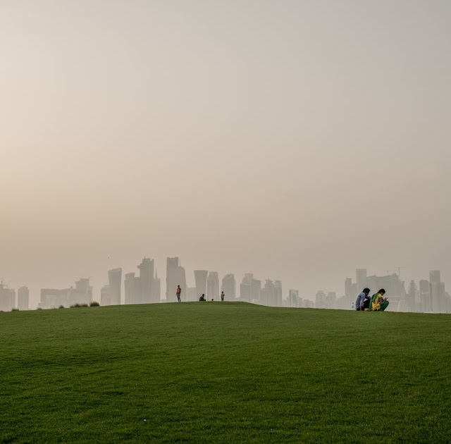 World: Tiny, Wealthy Qatar Goes Its Own Way, And Pays For