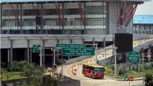 Terminal Bus Sentra Timur Terpadu Pulo Gebang
